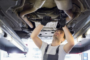 Heating and ventilation systems for engine testing